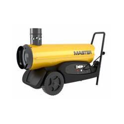 Canon à air chaud indirect petrol