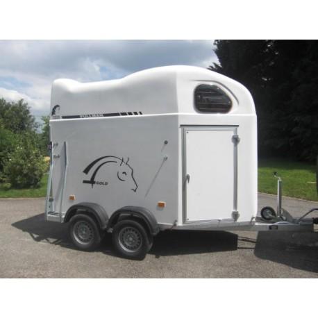 vans pour chevaux