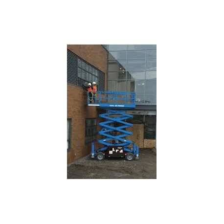 Nacelle ciseaux 4x4 14m