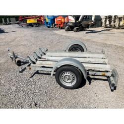 Remorque porte moto 750 kg