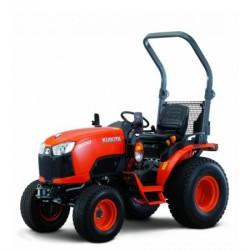 Tracteur 26cv préparateur de sol