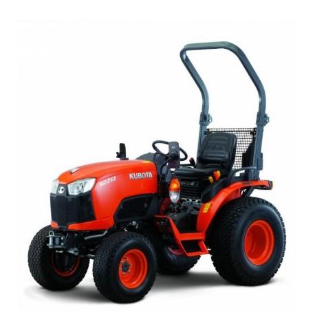 Tracteur 26cv