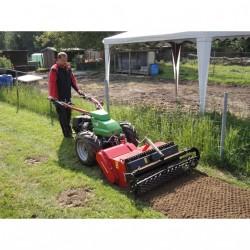 Motoculteur préparateur de sol